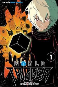 World Trigger Graphic Novel 01