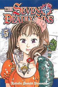 Seven Deadly Sins Graphic Novel Vol. 05
