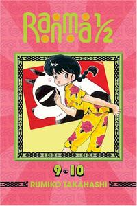 Ranma 1/2 Omnibus Graphic Novel Vol. 05