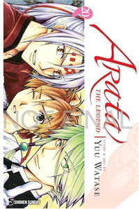 Arata: The Legend Graphic Novel 20