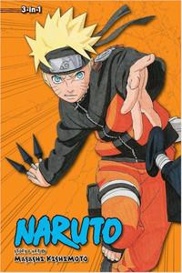 Naruto Graphic Novel Omnibus 10