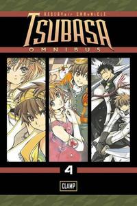 Tsubasa: RESERVoir CHRoNiCLE Omnibus GN 04