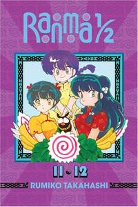 Ranma 1/2 Omnibus Graphic Novel Vol. 06