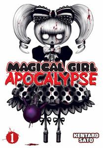 Magical Girl Apocalypse Graphic Novel 01