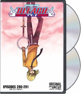 Bleach Uncut DVD Box Set 20