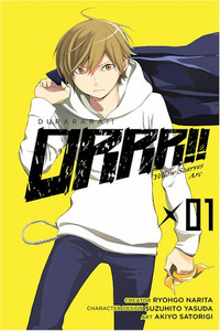 Durarara!! Yellow Scarves Arc Graphic Novel 01