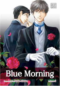 Blue Morning Graphic Novel Vol. 5