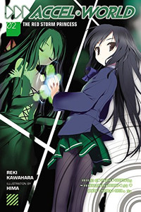 Accel World Novel 02: The Red Storm Princess