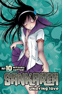 Sankarea Undying Love Graphic Novel Vol. 10