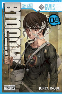 Btooom! Graphic Novel 08