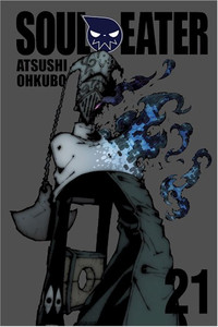 Soul Eater Graphic Novel Vol. 21