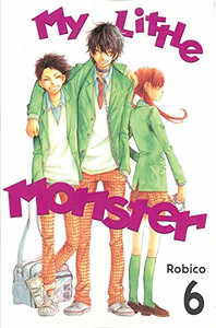 My Little Monster Graphic Novel 06
