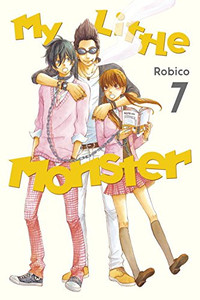 My Little Monster Graphic Novel 07