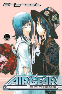 Air Gear Graphic Novel Omnibus Vol. 05