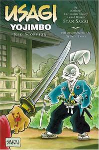 Usagi Yojimbo Vol. 28 : Red Scorpion