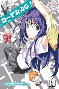 D-Frag! Graphic Novel Vol. 05
