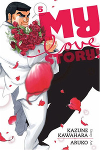 My Love Story!! Graphic Novel Vol. 05