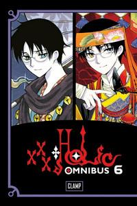 xxxHOLiC Omnibus Graphic Novel Vol. 06