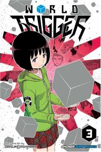 World Trigger Graphic Novel 03