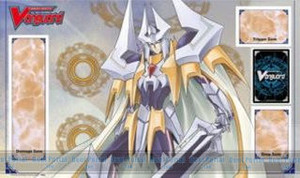 Cardfight Vanguard Play Mat - Liberator Alfred
