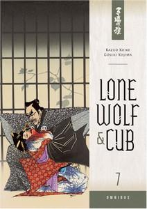 Lone Wolf & Cub Omnibus Vol. 07