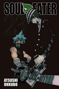 Soul Eater Graphic Novel Vol. 23