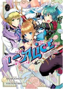I Am Alice: Body Swap in Wonderland Graphic Novel 02