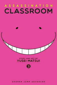 Assassination Classroom Graphic Novel 03