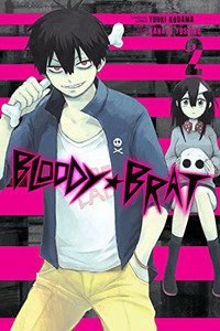 Bloody Brat Graphic Novel 02