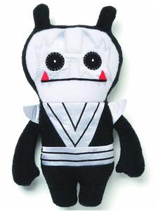 Uglydoll KISS Style Plush Doll - Wage (Spaceman)