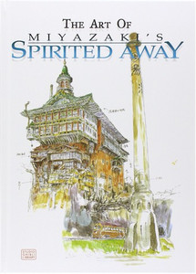 The Art of Spirited Away Art Book (HC)