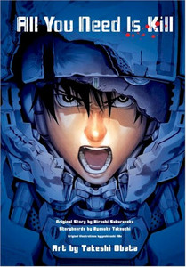 All You Need is Kill Graphic Novel Omnibus