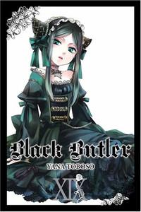 Black Butler Graphic Novel 19