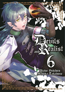 Devils and Realist Graphic Novel Vol. 06