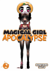 Magical Girl Apocalypse Graphic Novel 02