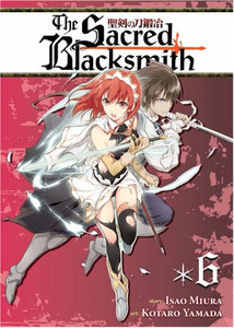 Sacred Blacksmith Graphic Novel 06