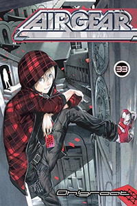 Air Gear Graphic Novel 33