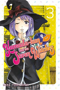 Yamada-kun and The Seven Witches Graphic Novel 03
