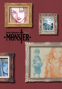 Monster (Naoki Urasawa) Perfect Edition Vol. 02