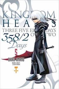 Kingdom Hearts 358/2 Graphic Novel Vol. 5