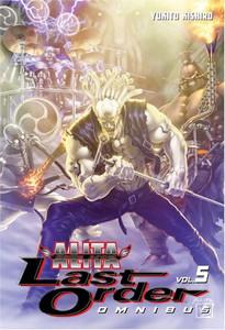 Battle Angel Alita Last Order Omnibus Vol. 5