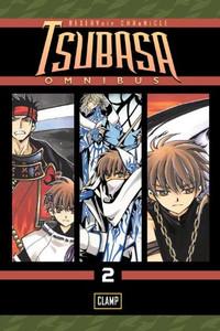 Tsubasa: RESERVoir CHRoNiCLE Omnibus GN 02
