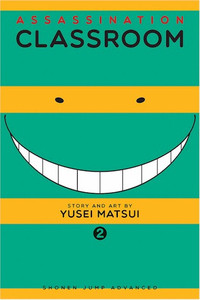 Assassination Classroom Graphic Novel 02