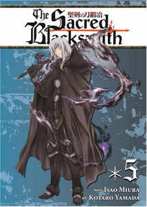 Sacred Blacksmith Graphic Novel 05
