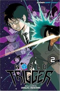 World Trigger Graphic Novel 02