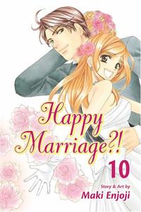 Happy Marriage?! Graphic Novel Vol. 10