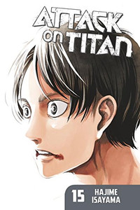 Attack on Titan Graphic Novel 15