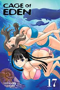 Cage of Eden Graphic Novel Vol. 17