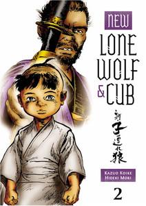 New Lone Wolf & Cub Graphic Novel Vol. 02