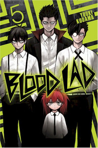 Blood Lad Graphic Novel 05